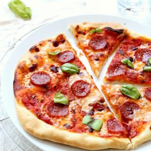 Pizza L'Espagnole