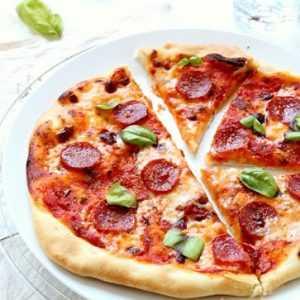 Pizza L'Espagnole