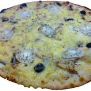 Pizza La Chèvre Mielleuse