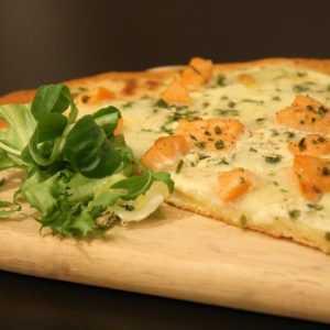 Pizza La Norvégienne