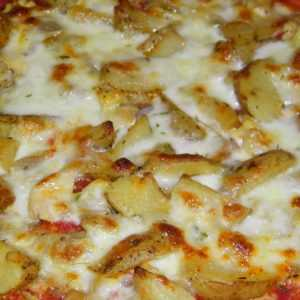 Pizza La Tunisienne