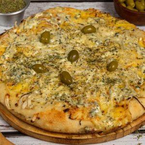 EURO Pizza au bleu de gex
