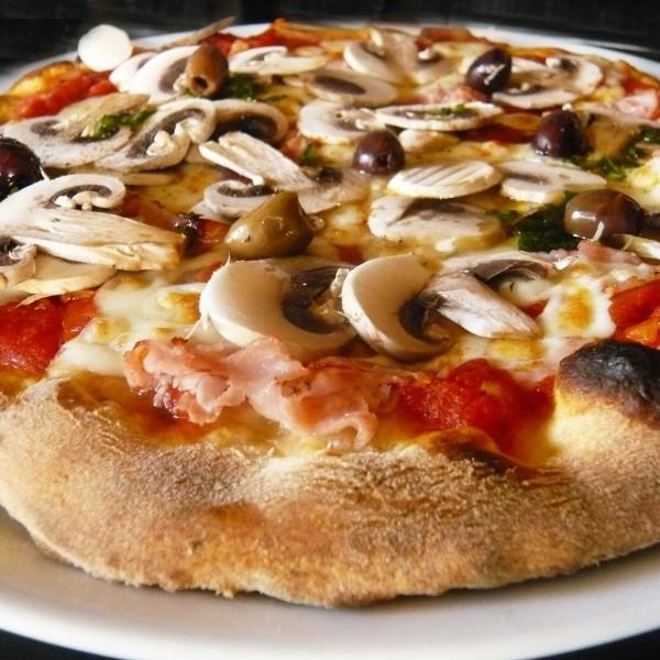 Pizza La chasseur
