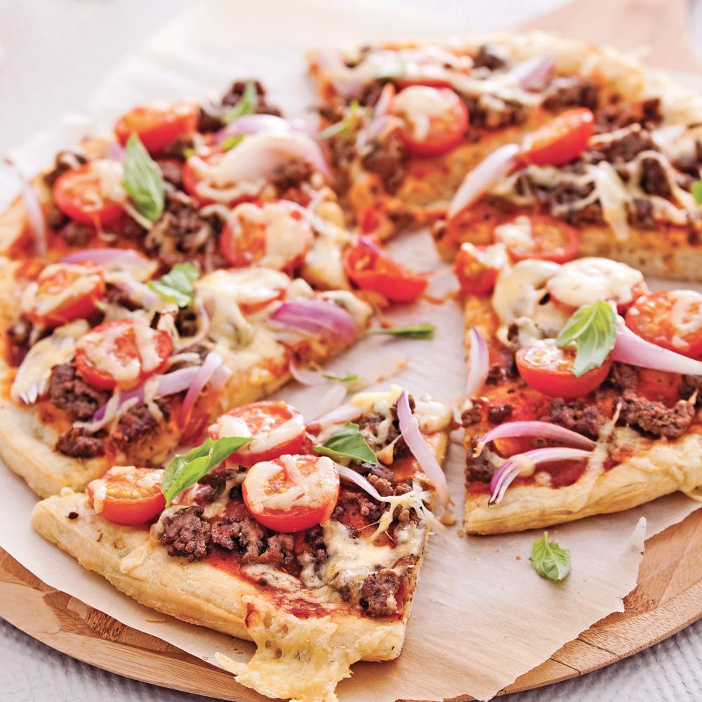 Pizza L'Américaine