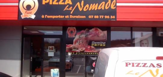 Point de vente Pizza Le Nomade de Chêne-en-Semine