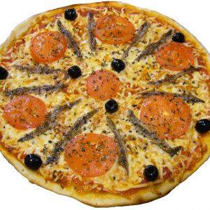 Pizza La Napolitaine