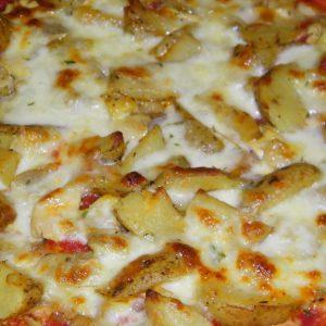 Pizza La Tunisienne